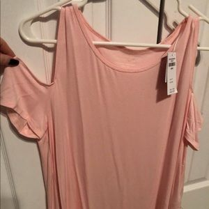 NWT Pink Hollister Blouse